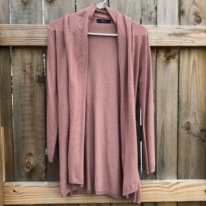 ZARA Open Front Sweater